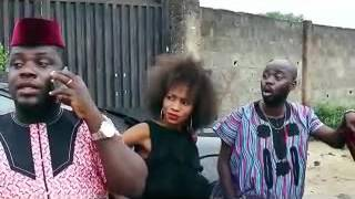 MC DANFO   Double Wahala Comedy Skit