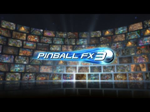 Pinball FX3 Launch Trailer
