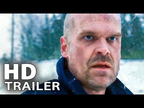 STRANGER THINGS Staffel 4 Teaser Trailer Deutsch German (2020)