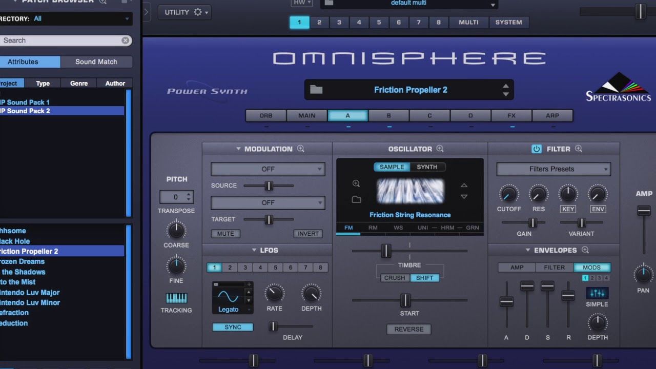 Free Omnisphere Patches (Presets) | JMP Sound Pack 2