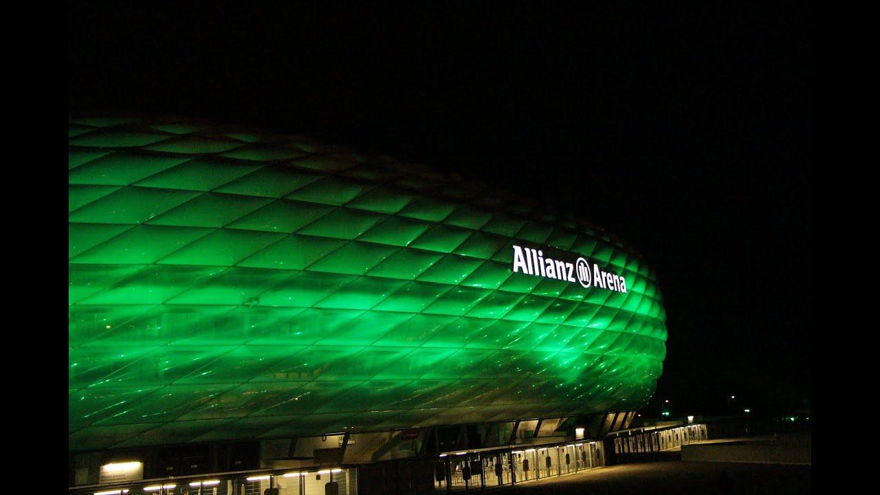 Erfahrungen Parken Allianz Arena