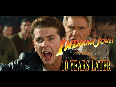10 Years Later - Indiana Jones and Kingdom of the Crystal Skull