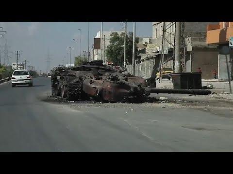 جنوب سوريا.. معركة النظام بعد دمشق