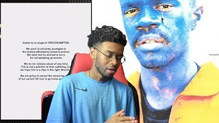 Ameer Vann KICKED OUT OF BROCKHAMPTON