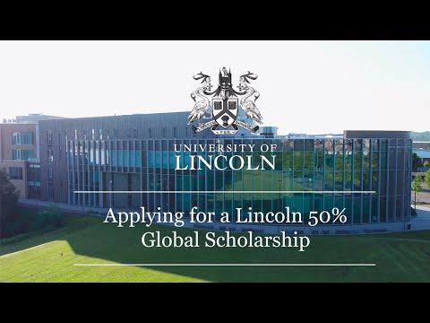 Global Scholarship   University of Lincoln