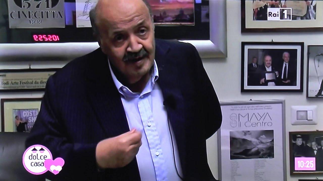 Intervista a Maurizio Costanzo  YouTube