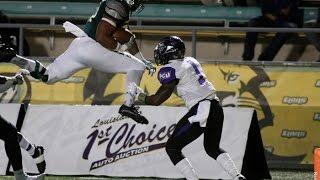 Southeastern Louisiana vs Abilene Christian Highlights 11 12 16