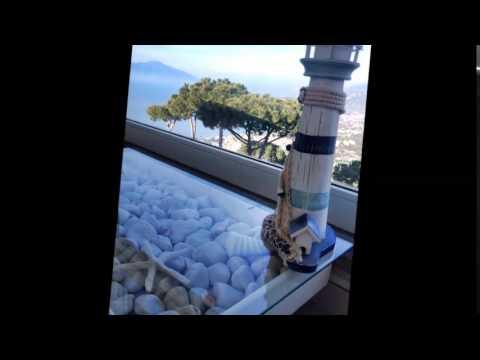 hotel residence le terrazze sorrento - YouTube