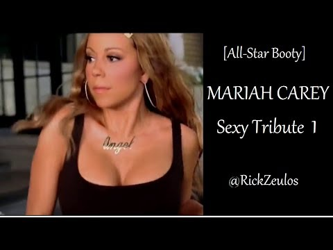 [All Star Booty] MARIAH CAREY Sexy Tribute 1 (1080p) thumbnail