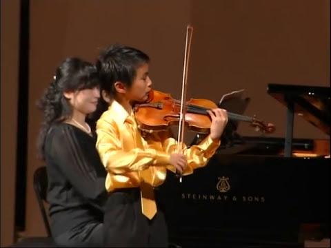 Kevin Zhu - J.S.Svendsen - Romance op 26
