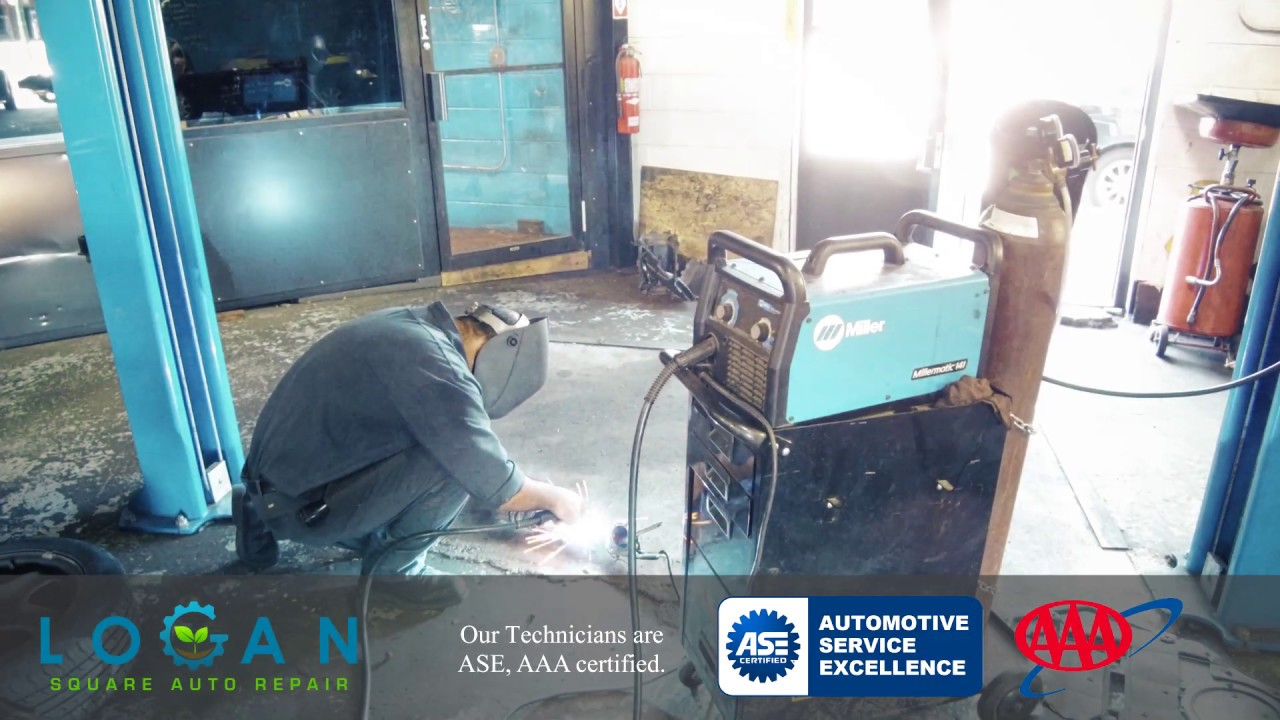 Aaa Repair Shop >> Logan Square Auto Repair Aaa Approved Auto Repair Shop In Chicago
