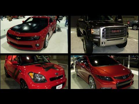 Concept Vehicles: 2011 Atlanta International Auto Show  -HD-