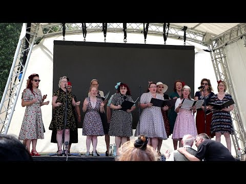 Boston Park 1940s - A Day Out In Boston, Lincolnshire UK - 23.06.19