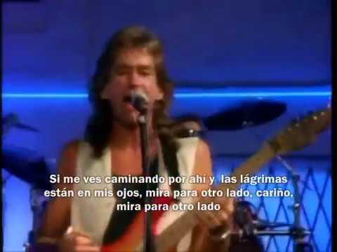 Chicago Look away subtitulado al español/ traducido al español, (Official Musik Video)