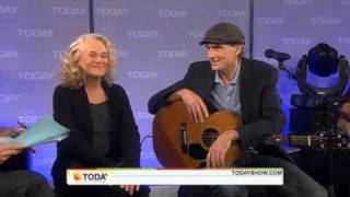 James Taylor & Carole King - Something In The Way She Moves