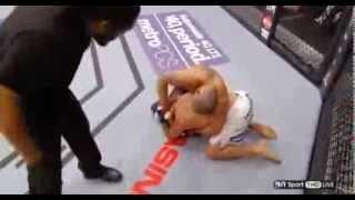 UFC 169 - Renan Barao vs Urijah Faber II Knockout 02/01/14
