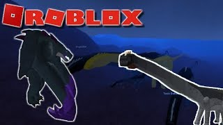 ROBLOX Dinosaur Simulator | Pacote de Baro enorme + pele nova do ADN 300k