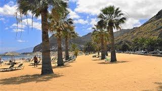 Top 10 Best Beaches in Tenerife 4K