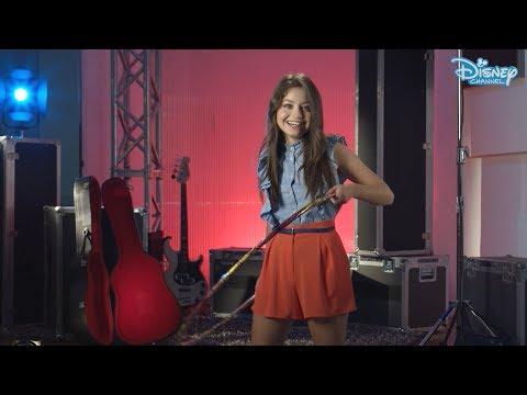 Hula Hoop Challenge di Disney Channel - Karol Sevilla per il team di Soy Luna