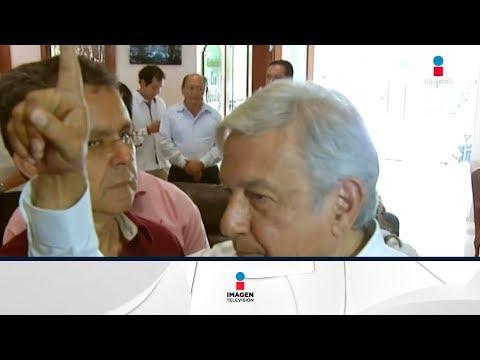 Napoleón Gómez Urrutia del exilio a ser candidato plurinominal de Morena   Noticias con Ciro
