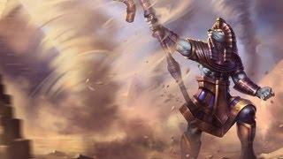League of Legends - S3 Jungle Nasus