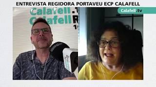 Entrevista a la regidora portaveu d'ECP Calafell