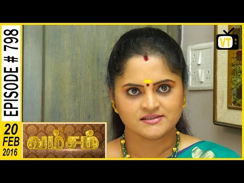 Kanjana calls inspector and informs and says that Ponnurangam has stolen statue 1:14 Madhan calls Jothika 's boyfriend and said that  he is loving Jothika 4:08 Balu 's mother says that she like Bhoommika than her 12:20 Mala says that she doent accept Mala 14:01 Inspector came to Archana 's house, he is saying that he have a doubt on Ponnurangam 16:00
