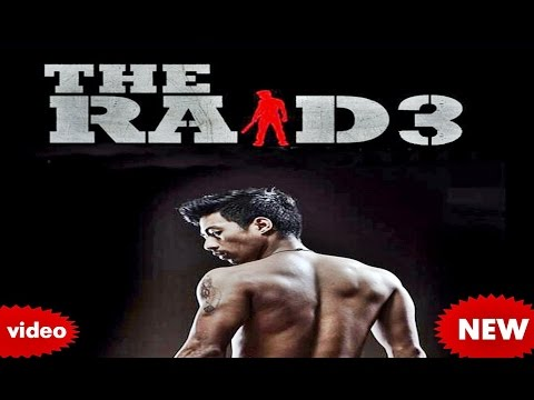The Raid 3 Movie
