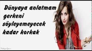 Demi Lovato ft. Joe Jonas - This Is Me (Türkçe Çeviri/Turkish)