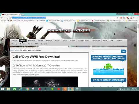 how to download call of duty ww2 free for pc/ps3/ps4/xbox/laptop