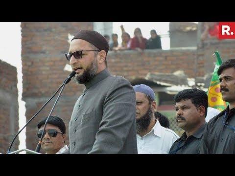 Asaduddin Owaisi Wants Centre To Shelter Rohingya Muslims