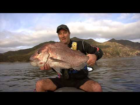 Jetski Fishing Show S2 Ep1 - Big Snapper Great Barrier Island