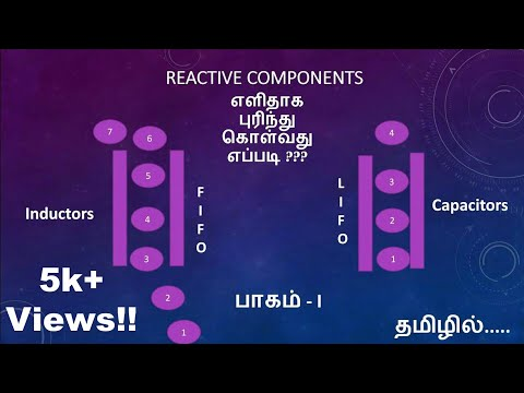 Capacitor From A to Z - in Tamil (Part-I)