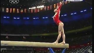 《第27届2000年悉尼奥运会》刘璇平衡木决赛摘金牌[剪辑版]20120714(CNTV)