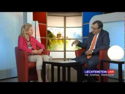 Liechtenstein LIVE mit Claudia Schanza - Universität Liechtenstein
