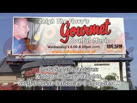 The Wah Wah Collective on 106.5 FM (Soulful Gourmet)