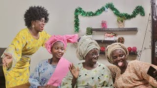 Xmas Party In An African Home | Christmas Special | Mc Shem Comedian