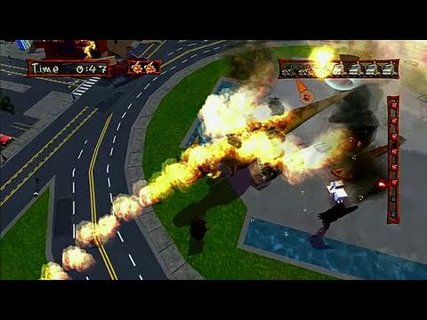 Dorritos' Dash Of Destruction Xbox Live Video -