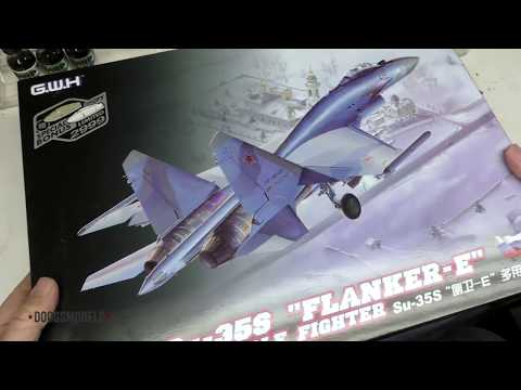 Su-35 Flankoff Pt 1 - Introduction