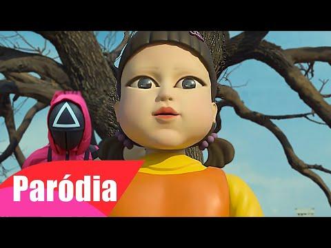 ROUND 6 - Batatinha Frita 1 2 3 | PARÓDIA