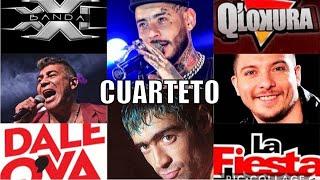 4 de Junio Dia del Cuarteto  La Barra Banda XXI Ulises Bueno Dale Q va Q Lokura Cristian Amato ETC
