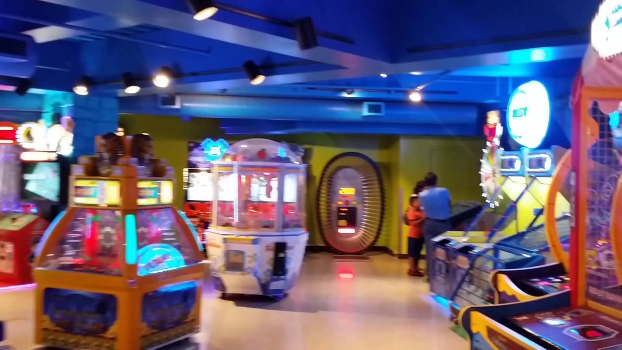 Arcades In Mn >> Video Game Arcade Tours Games By Namco Mall Of America Minneapolis Mn