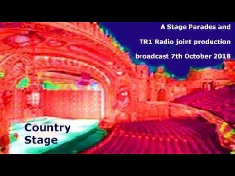 My Country Stage Radio Broadcast (2018)