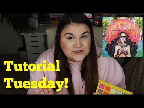 Tutorial Tuesday! September Rose Slush Palette! thumbnail