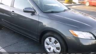 2007 Toyota Camry Martinsburg-WV Hagerstown, MD #V1664302 - SOLD