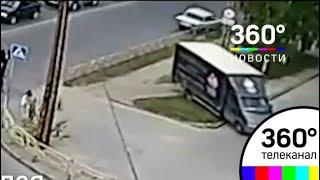 В Петрозаводске появился фургон-убийца