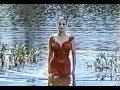 Wet red dress. TV movie.