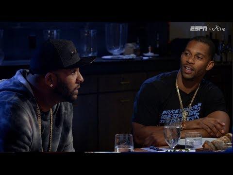 LeBron James vs. Kyrie Irving | Last Table S1:E2