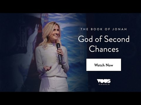 DawnCheré Wilkerson — Book of Jonah: God of Second Chances