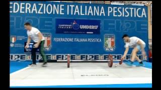 In corso al Palazzetto Comunale di Camaiore le Finali Nazionali Und...